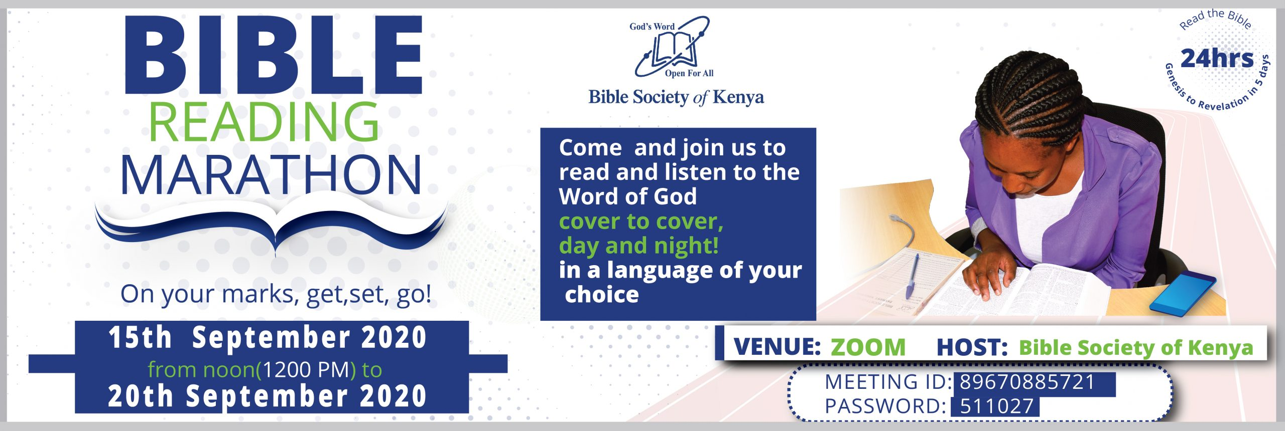 Bible Society of Kenya Bible reading Marathon-01